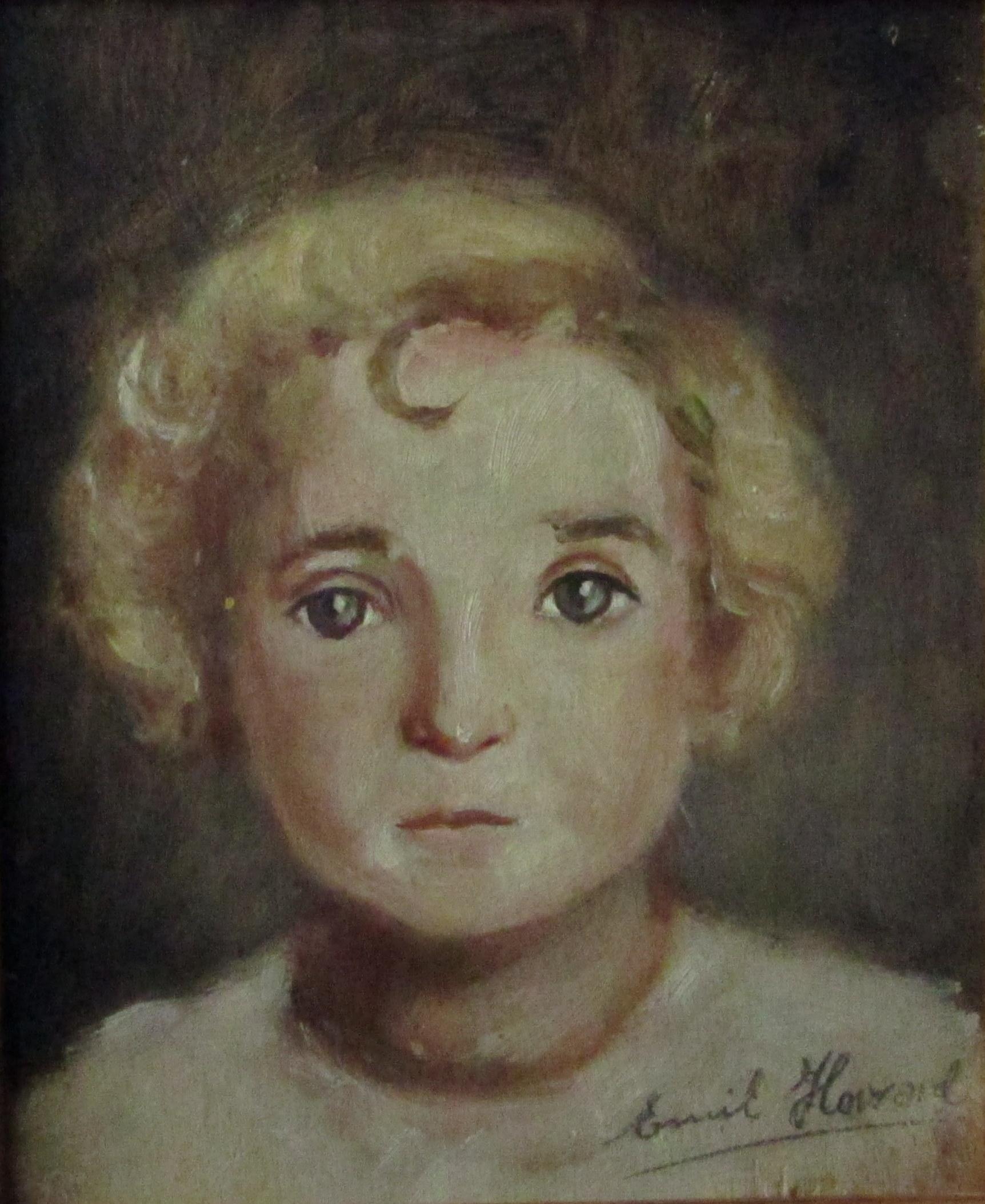 Olga niña
