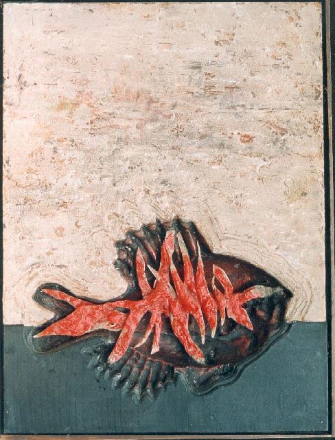 Fosil coral