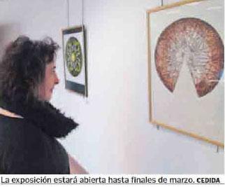 Cesión a Boiro obra de Emilio Celeiro